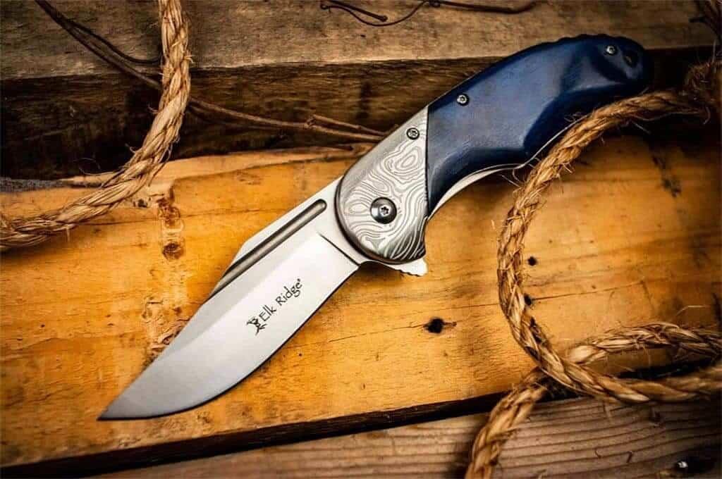 cuchillo de caza